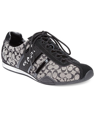 Coach Remonna Athletic Sneaker Shoes Macy S