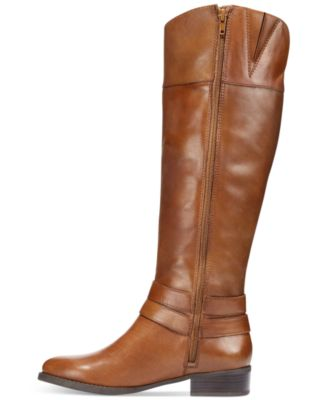 INC International Concepts Women's Fahnee Wide Calf Riding Boots ...