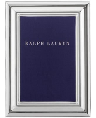 "Ralph Lauren Ogee 4"" x 6"" Picture Frame"