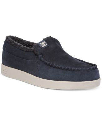 DC Shoes Villain WNT Sherpa-Lined Shoes