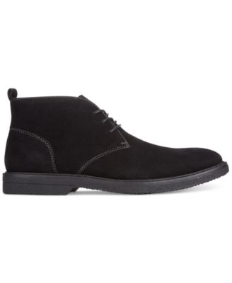 Alfani Tripp Suede Chukka Boots, Only at Macy's - Shoes - Men - Macy's