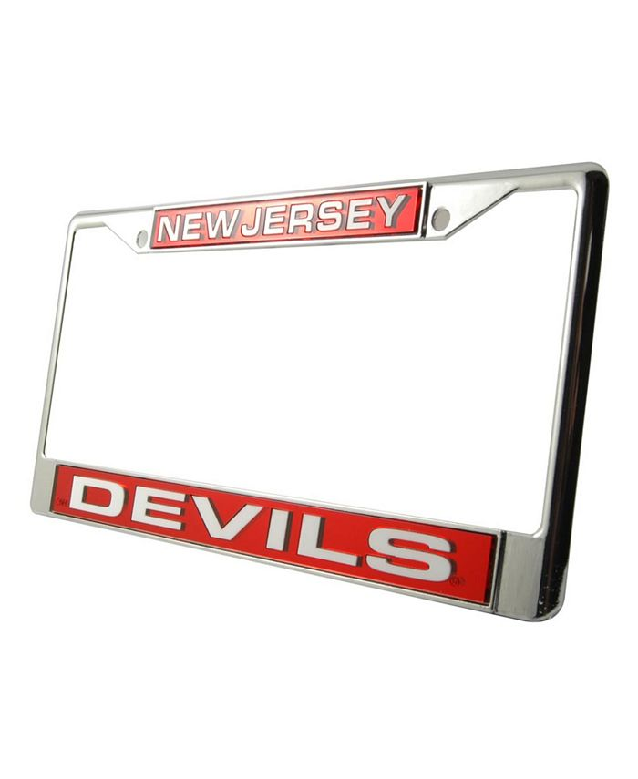 Rico Industries - New Jersey Devils License Plate Frame