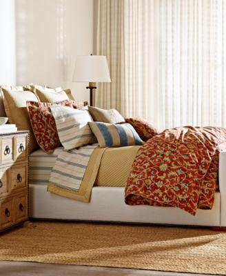 Ralph Lauren Isla Menorca Scroll Full/Queen Comforter