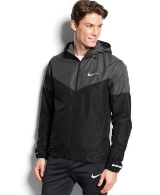 Nike Vapor Performance Windbreaker Jacket - Coats & Jackets - Men ...
