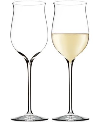 Waterford Elegance Riesling Wine Glass Pair