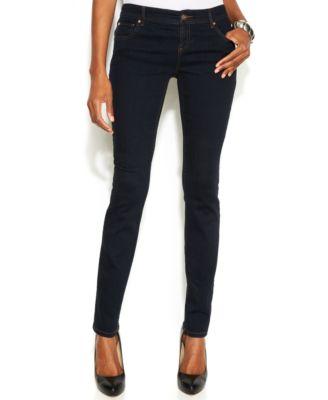 INC International Concepts Regular-Fit Skinny-Leg Beautiful Wash ...