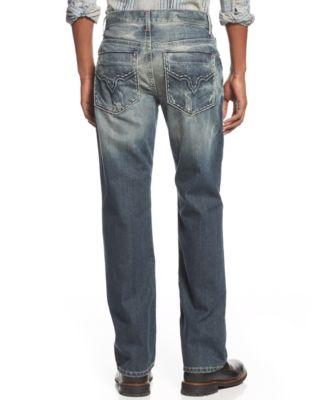 INC International Concepts Jeans, Modern Bootcut Vie Jean - Jeans ...