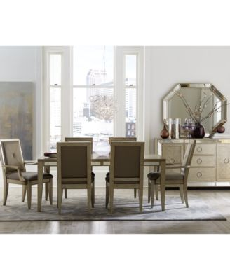 Ailey Dining Room Furniture Furniture Macys - Macys dining room sets