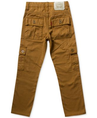 Levi's® Boys' 511 Slim Cargo Pants - Kids - Macy's