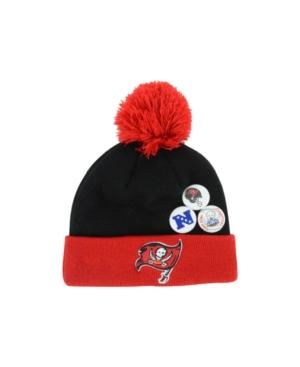 New Era Tampa Bay Buccaneers Status Pin Knit Hat