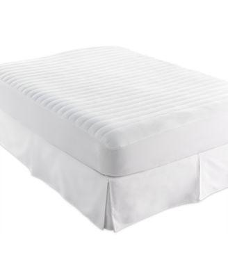 home design waterproof mattress pads - mattress pads & toppers