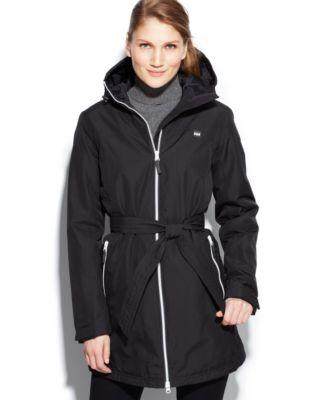 Helly hansen women's rain jacket