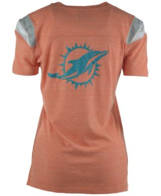 5th & Ocean Women's Miami Dolphins Kickoff Graphic T-Shirt ...