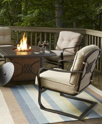 Bellingham Outdoor Patio Fire Pit