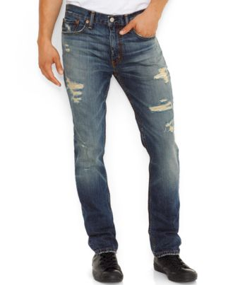Levi's 511 Slim-Fit Jeans, Blue Barnacle