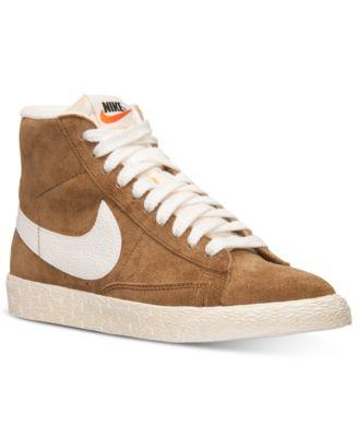 autorisation de sortie Nike Blazer Mid Daim Chaussures De Sport Des Femmes De vente pas cher LILkYCj