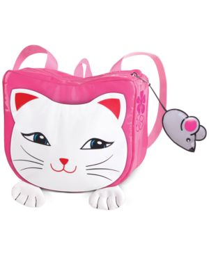 Kidorable Little Girls' Lucky Cat Backpack