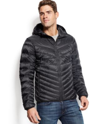 Nike Cascade Packable Down Jacket - Coats & Jackets - Men - Macy's