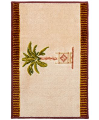 "CLOSEOUT! Avanti Bath Rug, Banana Palm 20"" x 30"""