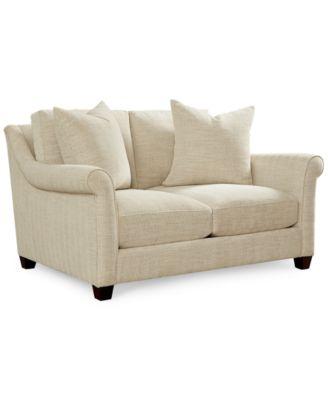 Westen Fabric Sofa Furniture Macy S