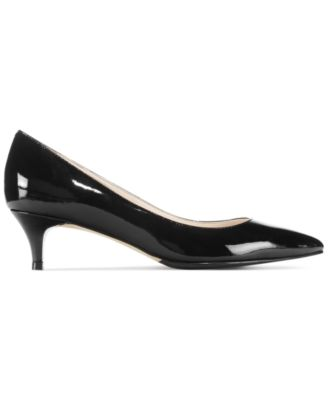 Cole Haan Juiliana Low Heel Pumps - Pumps - Shoes - Macy&39s