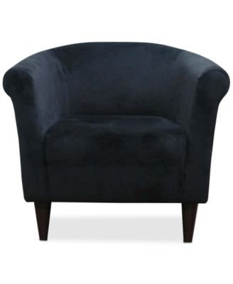 Manchester Fabric Club Chair, Direct Ships For $9.95