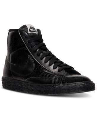 women's leather nike shoes