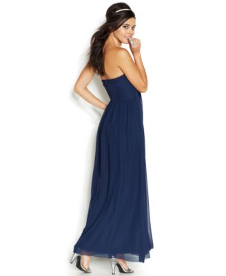 Short Strapless Dresses for Juniors