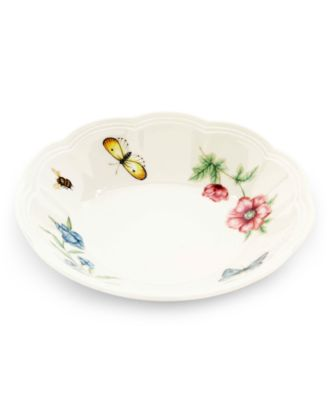 "Lenox ""Butterfly Meadow"" Fruit Bowl"