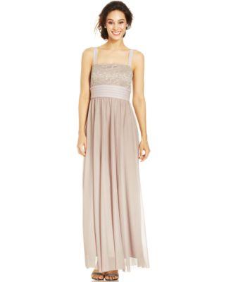 Lace Empire Waist Dresses