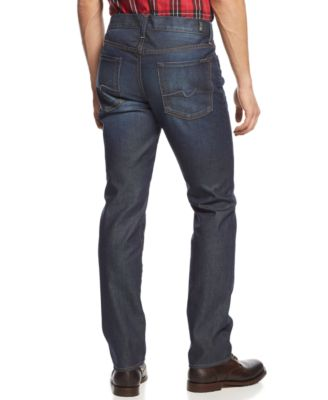 7 For All Mankind Slimmy Slim Straight-Leg Jeans, Prism - Jeans ...