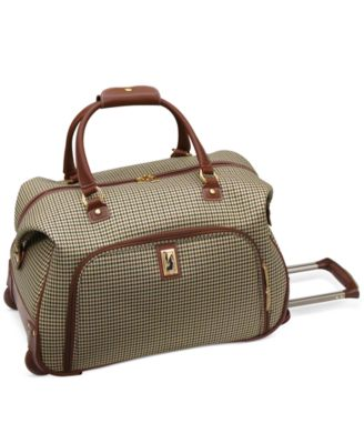 "London Fog Cambridge 20"" Rolling Club Bag"