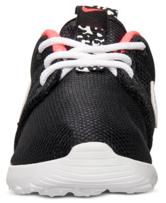 8f51798851314 ... nike toddler girls roshe run casual sneakers from finish line