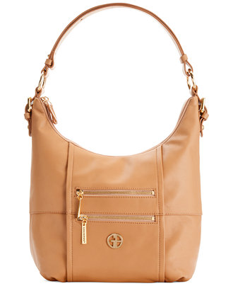 Giani Bernini Nappa Leather Collection Hobo
