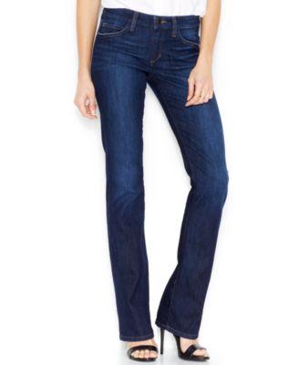 Joe's Jeans Curvy Bootcut Jeans, Danitza Wash - Jeans - Women - Macy's