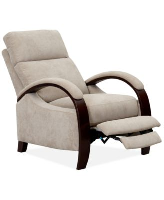 Hartly Fabric Recliner