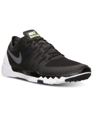 nike mens free trainer 5.0 haz running sneakers from finish line