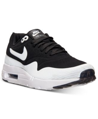 buy popular 78dcd 6716d Nike Men s Air Max 1 Ultra Moire Running Sneakers from Finish Line ...