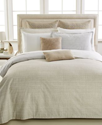 barbara barry interlace queen duvet cover - Barbara Barry Bedding