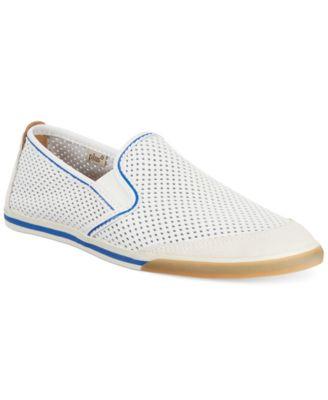 Men's Slip On Perf Shoes