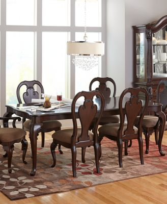 Delmont Expandable Dining Table
