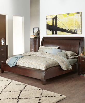 Morena California King 3-PC. Bedroom Set (Bed, Nightstand ...