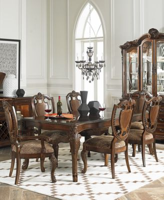 Exceptional Royal Manor Dining Room Furniture 7 Pc. Set (Table U0026 6 Side Chairs)