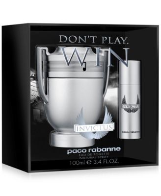 Paco Rabanne Invictus Gift Set - A Macy's Exclusive - Beauty - Macy's