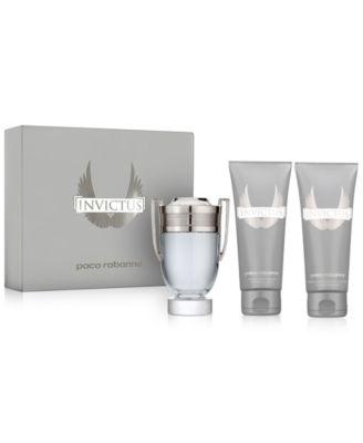 Paco Rabanne Invictus Gift Set - Beauty - Macy's