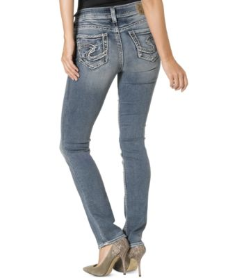Silver Jeans Suki Skinny Jeans - Jeans - Juniors - Macy's