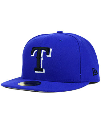 New Era Texas Rangers C-Dub 59FIFTY Cap