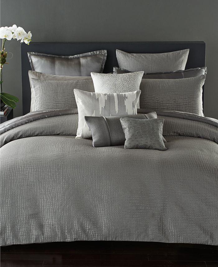 Donna Karan - Surface Silk Full/Queen Quilt