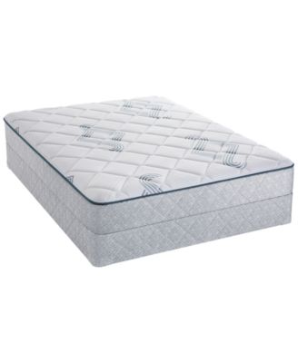 Sealy East Hills Firm Top Queen Mattress Set