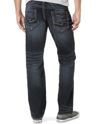 Silver Jeans Zac Joga Jeans - Jeans - Men - Macy's